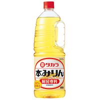 タカラ本みりん 厨房専科(ペットボトル) 1.8L